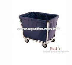 268-9415-chariot-collecte-linge-inox-avec-sac-en-toile-rolls