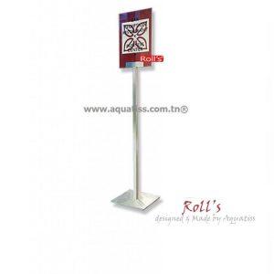 Panneau pour signalisation modèle Roll's