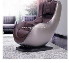 Fauteuil de massage INFINITY avec repose pied