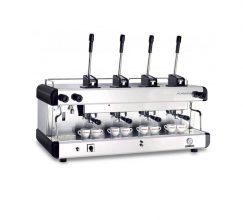 Machine à café espresso CONTI CC100PM manuel 03 groupes