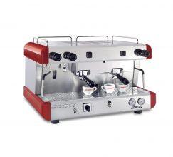 Machine à café espresso CONTI CC100SA Semi automatique 02 groupes