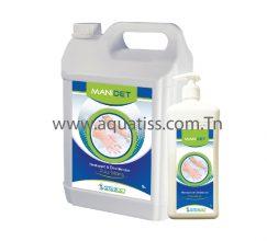 Savon antiseptique bactéricides 1L Nettoyant et désinfectant