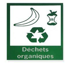 Reconnaître les logos du recyclage pour comprendre quoi mettre comme déchet Vous devez l'apporter dans un point de collecte sélectif