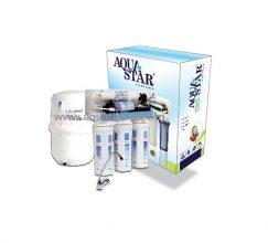 Osmoseur inverse domestique avec pompe AQUASTAR